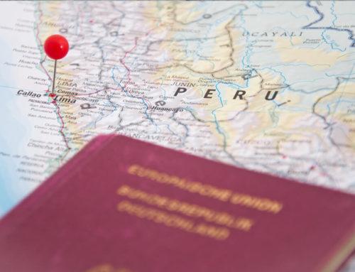¿Qué países requieren visa para poder entrar a Perú?